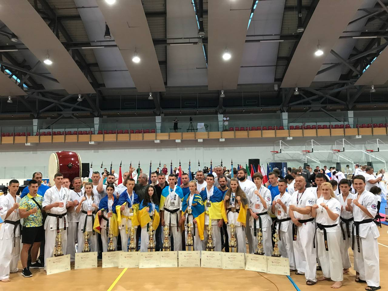 "Срібним призером Кубку Світу з карате ""Kwu World Youth Cup 2021"" став закарпатець"