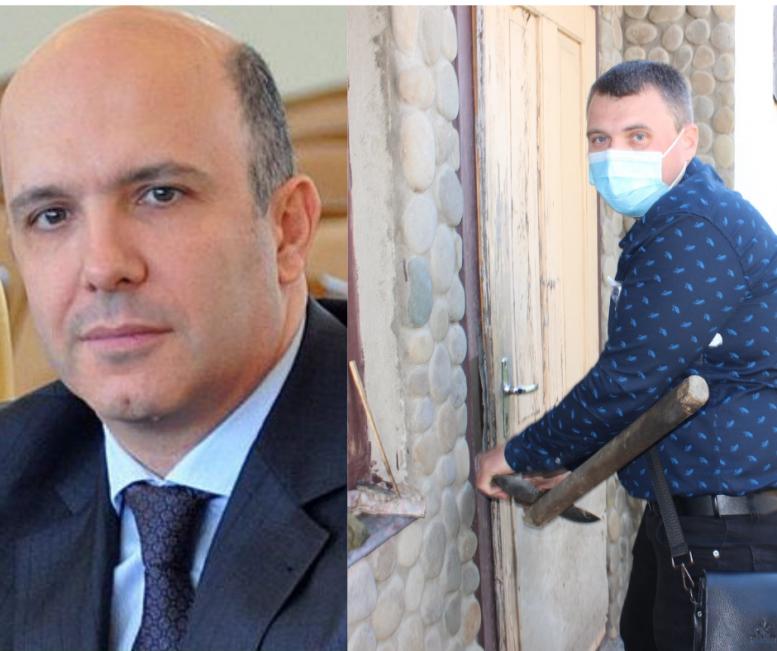 Колектив Ужанського нацпарку пропонує Зеленському звільнити міністра Абрамовського (документ)