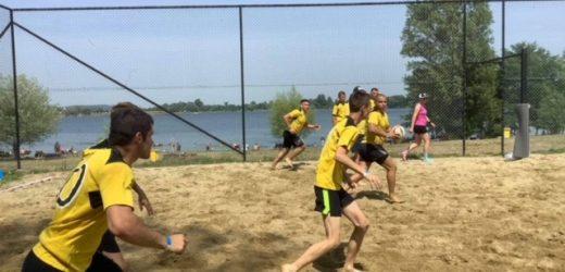 На Закарпатті пройшов перший відкритий Чемпіонат області з пляжних видів спорту