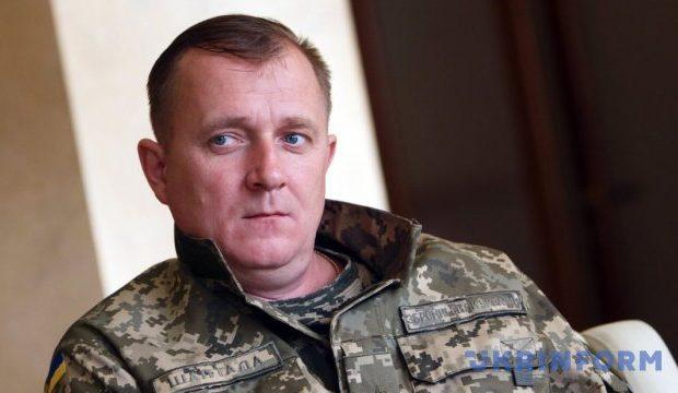 Колишній командир Закарпатського легіону Сергій Шаптала призначений Начальником Генштабу ЗСУ