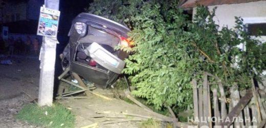 На Хустщині п'яний водій збив одразу трьох пішоходів – один із них помер на місці
