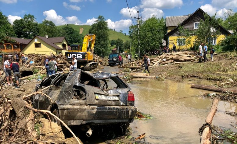 Як жителям гірських районів Закарпаття убезпечитися від стрімких паводків?