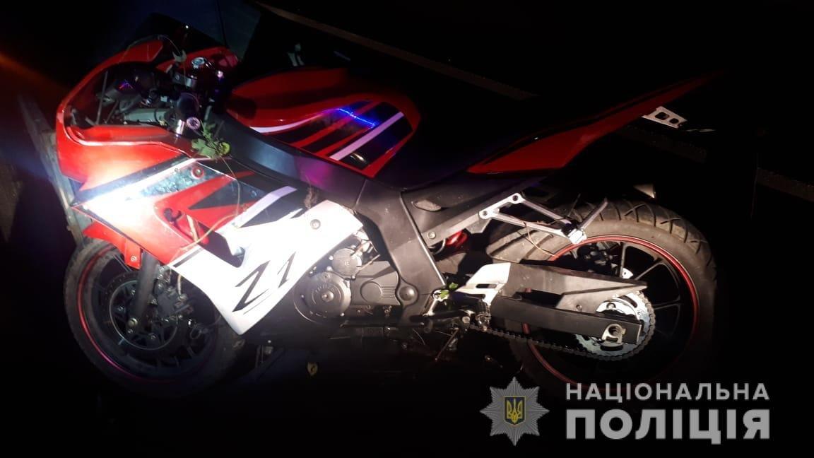 На Закарпатті загинув мотоцикліст, зіткнувшись на великій швидкості з металевим відбійником (ФОТО)