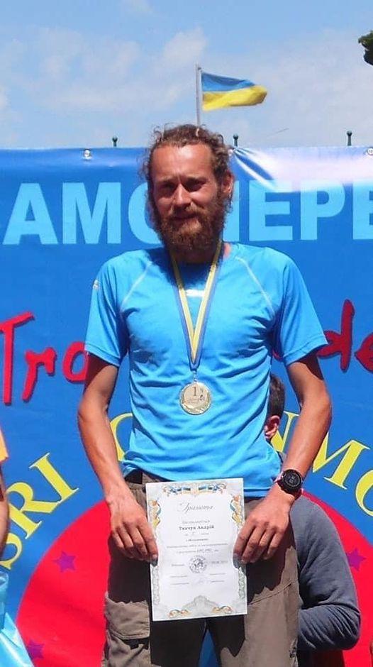 Закарпатець виборов срібло на міжнародних змаганнях з бігу на 24 години