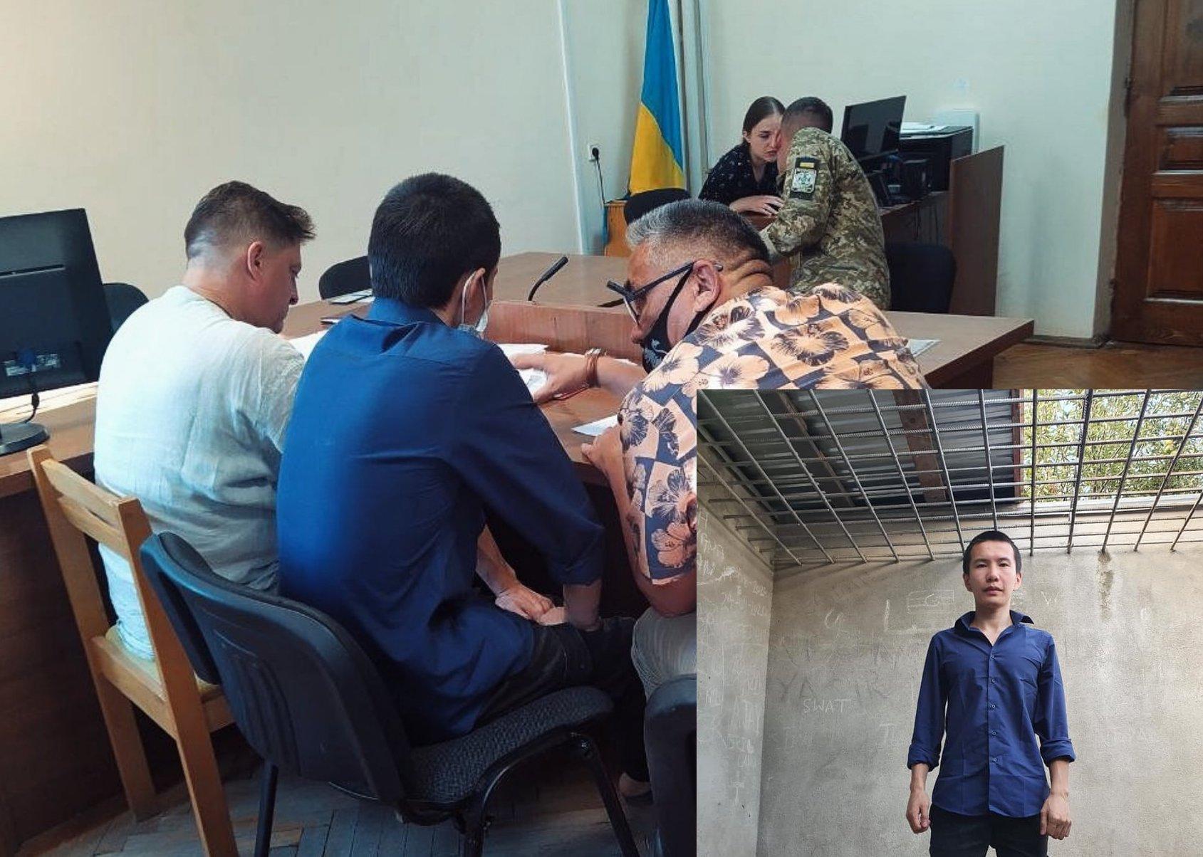 Ужгородський суд затримав захисника прав уйгурів в КНР