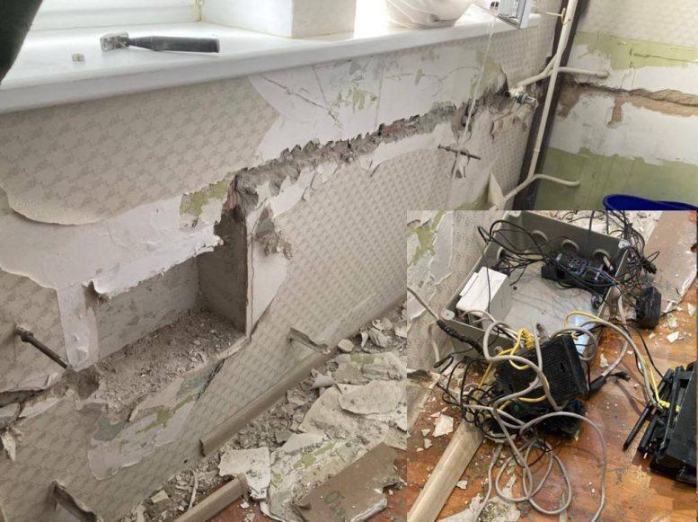 В кабінеті начальника Закарпатської митниці виявили прослуховуючі пристрої