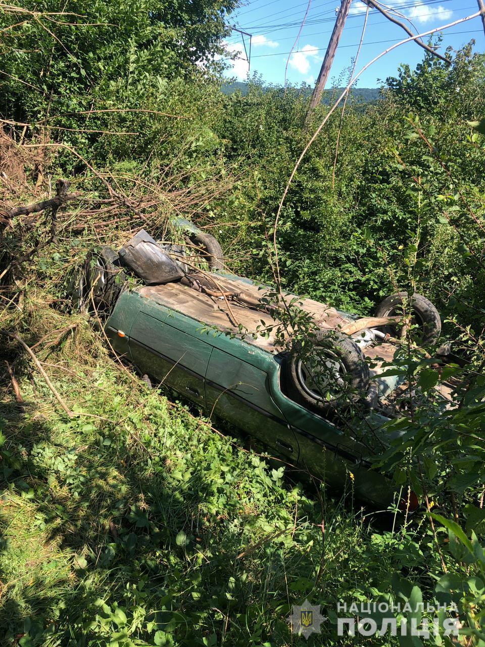 Неподалік Великого Березного львів'янин за кермом авто збив насмерть місцевого жителя