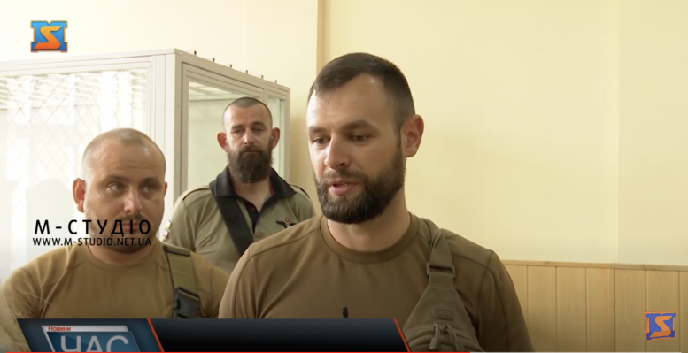 Друг Комендант та Комбат Чесний в Мукачівському суді спростували міф про створення ОЗУ (відео)