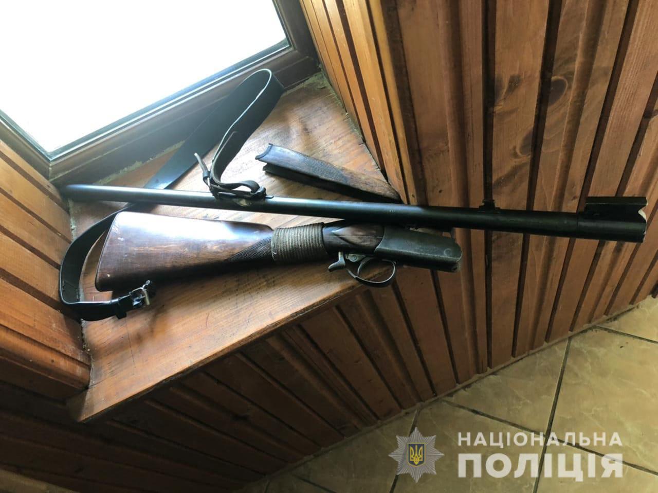 У лісництві на Мукачівщині сталася стрілянина