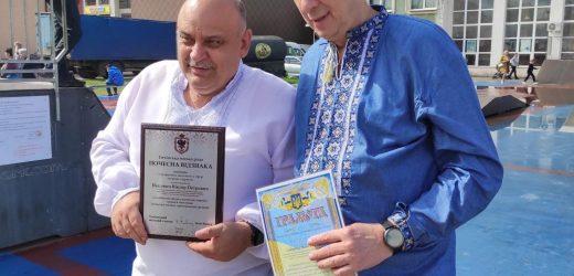В Тячеві нагородами відзначили медичних працівників з нагоди Дня міста (фото)