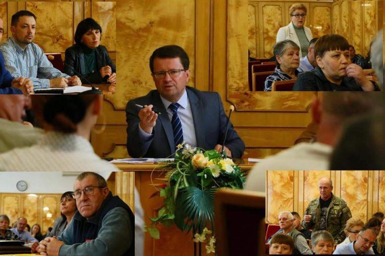 В Ужгороді обговорили питання спорудження пам'ятника воїнам АТО