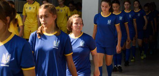 Футбол: Закарпатська дівоча збірна здобула перемогу над командою Тернопільської області