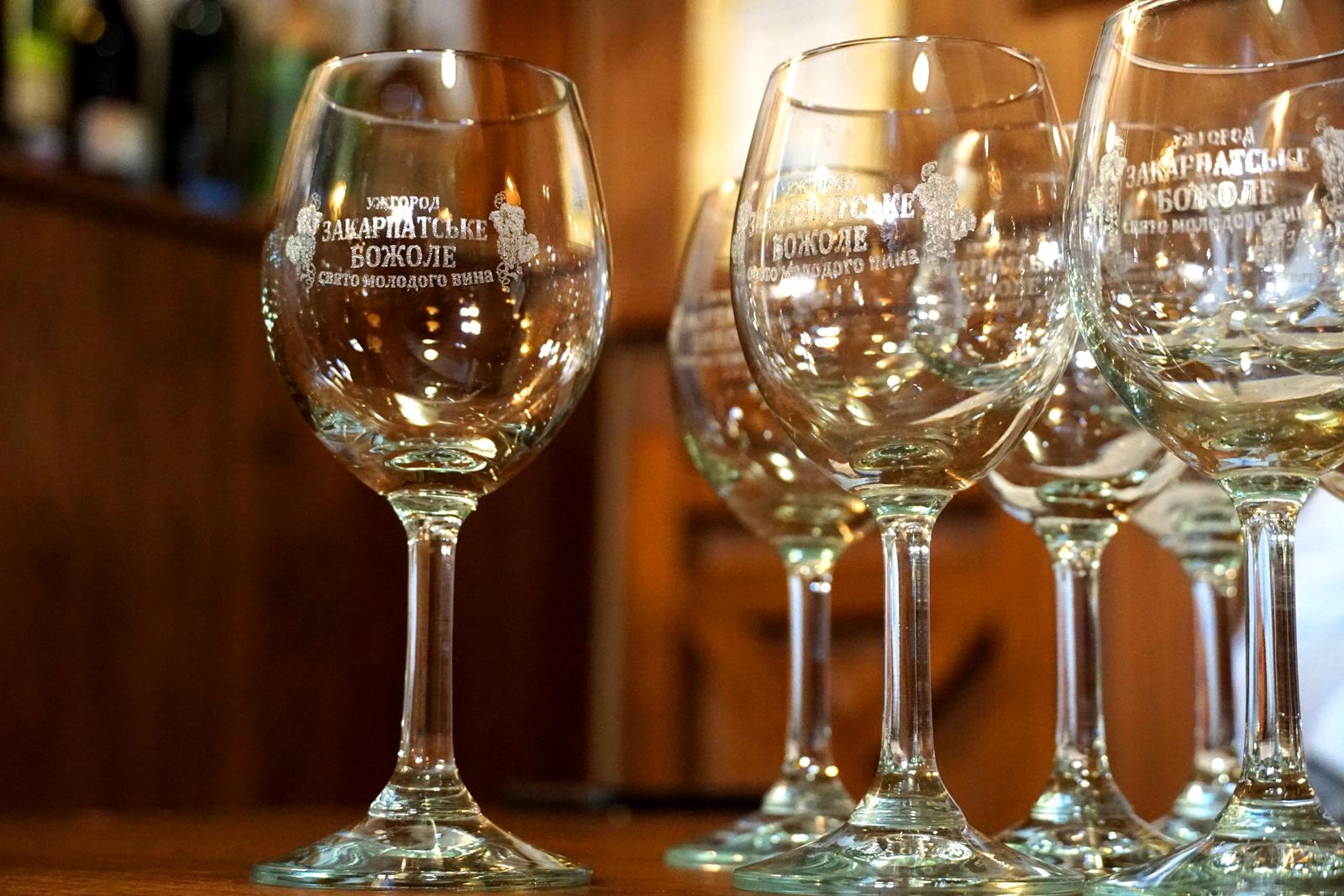 """Свято молодого вина в Ужгороді """"Закарпатське божоле"""" відбудеться у листопаді"""