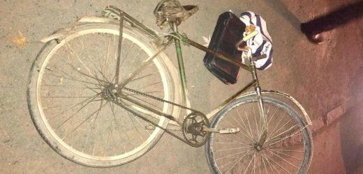 В Ужгороді п'яний водій за кермом BMW збив велосипедиста