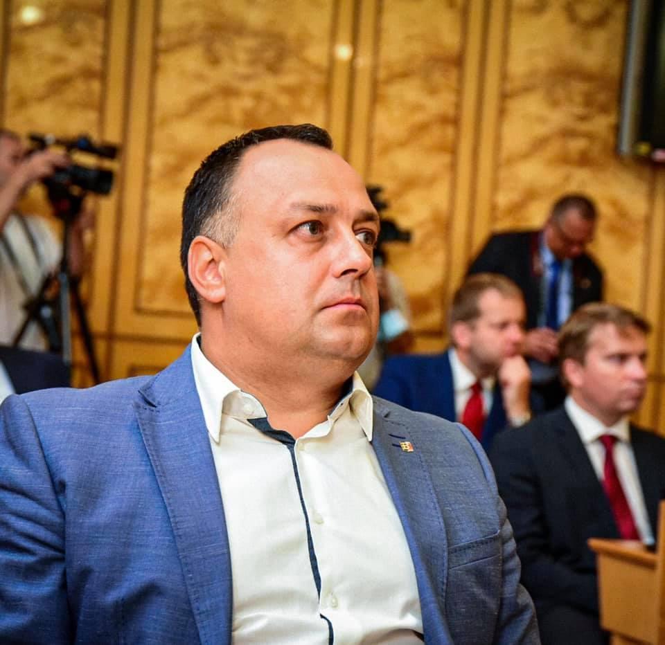 Депутат Закарпатської облради Володимир Чубірко заявив про політичне переслідування (документ)