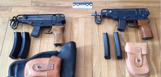 Торговців зброєю, затриманих на Закарпатті, засудили до 12-річного ув'язнення