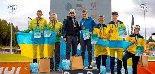 На чемпіонаті Європи зі спортивного орієнтування закарпатці у складі збірної України вибороли бронзу
