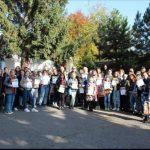 Учні мистецьких шкіл Закарпаття взяли участь в обласному конкурсі живопису імені Ерделі