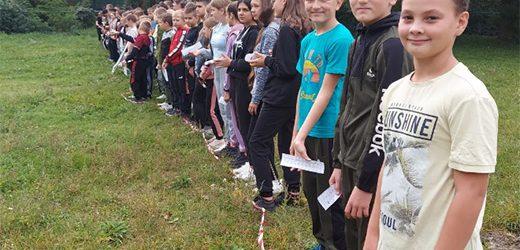 У Іршаві пройшов обласний чемпіонат зі спортивного орієнтування